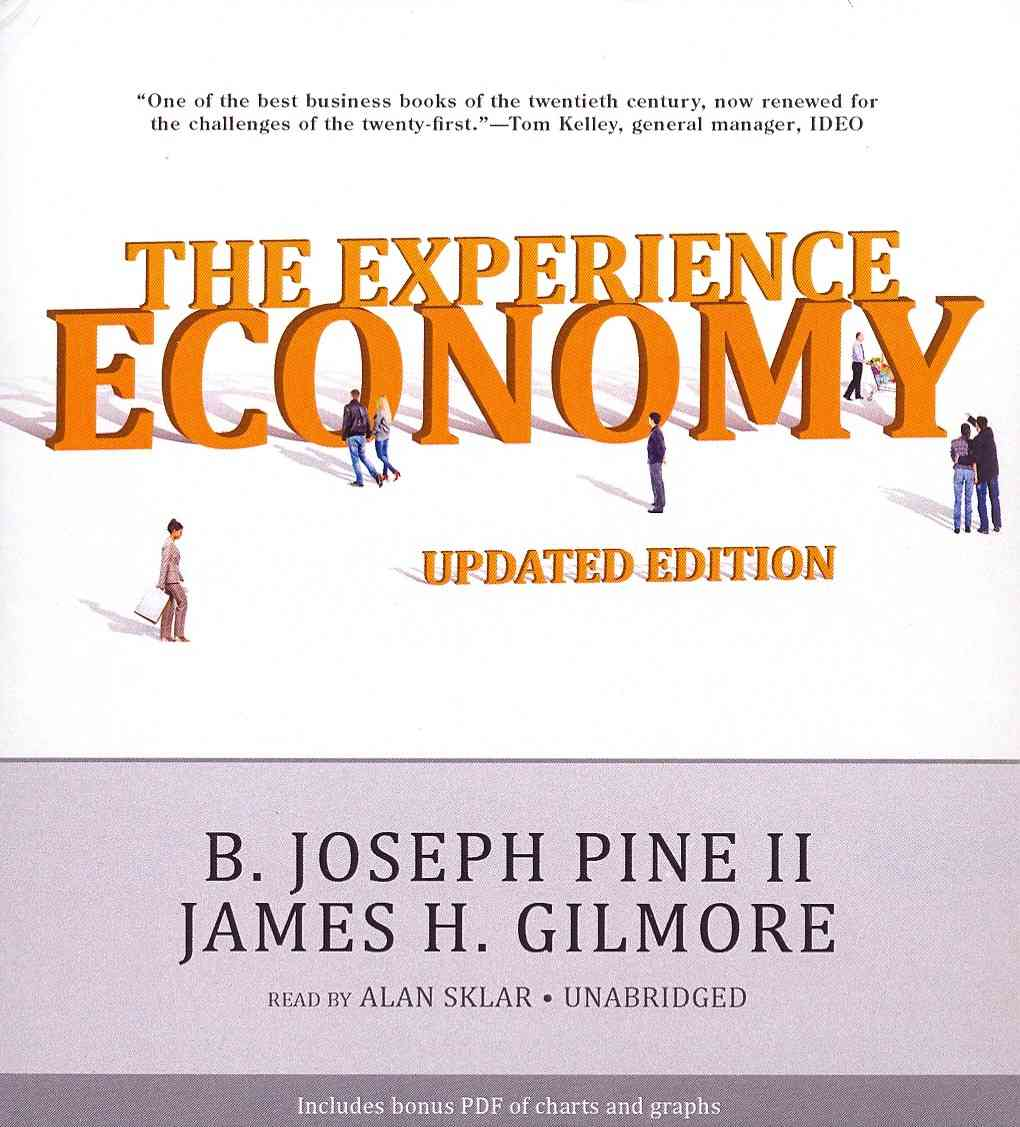 [CD] The Experience Economy By Pine, B. Joseph